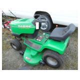 John Deere Sabre Lawn Tractor
