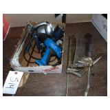 Grease Guns Vacuum Cordless Tools