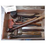 Hammers Mallets Separation Forks
