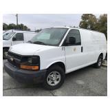 2007 Chevy Cargo Van