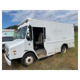2007 Morgan Olson Workhorse Diesel Service Van