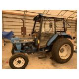 Ford 3030 Diesel Tractor