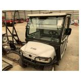 Cushman Electric Cart w/charger