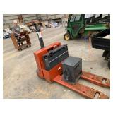 Prime Mover Electric Pallet Jack w/charger