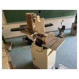 Jet belt sander and disc grinder