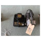 Craftsman jig saw and dewalt charger