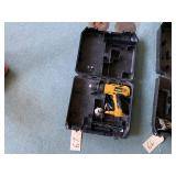 Dewalt drill no battery or charger, w/extra drill