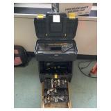 Stanley tool box cart