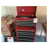 Craftsman tool box w/contents
