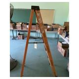 Husky 6 ft ladder