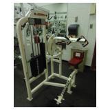 Life Fitness Abdominal Machine