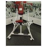 Hammer Strength ISO Row Machine