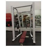 Life Fitness Assisted Bench Press Machine