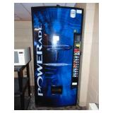 Powerade Vending Machine