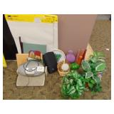 Decorations and Office Supplies