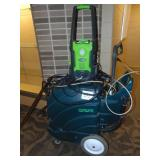 Carpet Cleaner and Pressure Washer