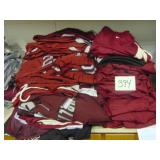 Assorted Sports Uniforms