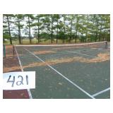 Edwards Tennis Nets and Posts