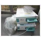 2 Statim 5000 Cassette Autoclaves
