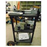Projectors and Cart
