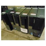 6 Dell OptiPlex Towers