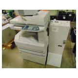 Sharp Copier and Pay Station