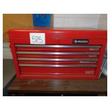 Husky Top Toolbox and Tools