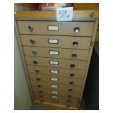 10-Draw Cabinet