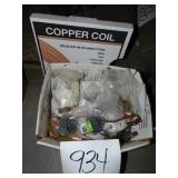 Copper Coil and Fittings