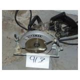 Craftsman Industrial Worm Drive Saw