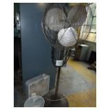 Century Pedestal Fan and 2 Fans