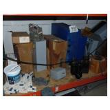 Heater Parts and Electrical Boxes
