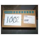 Siemens Fan Coil
