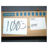 Siemens Fiber Optic Interface