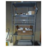 Siemens Parts and Metal Shelf