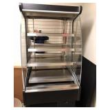 Grab and Go Display Cooler - Refrigerator