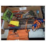 Tools, Files, and Glue Gun