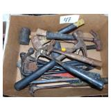 Hammers, Hatchets, and Mallets