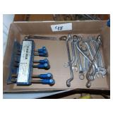 Wrenches and Hex Key Set