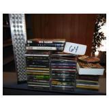 Work Light, CDs, and DVDs