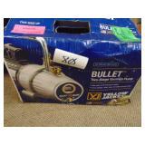 Bullet 2- Stage Vacuum Pump