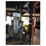 Binders Cable Hoist and Tackle