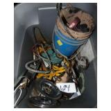 Pump Meter PVC Fittings