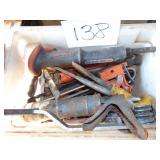 Trigger Shot and Tools
