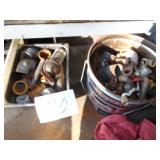 Steel Pipe Fittings and Tools