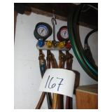 Air Conditioning Pressure Tester