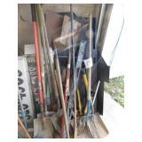 Shovels Tools Cage