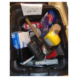 Parts Tools and Chemicals