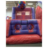 Obstacle Climb and slide inflatable