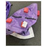 purple climb velcro replacement attachment